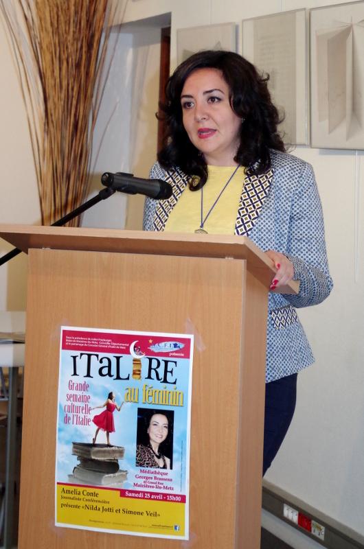 Amelia Conte