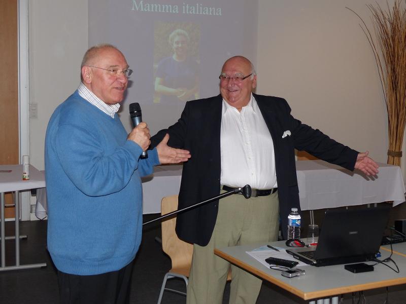 Oreste Sacchelli présente Alphonse Romano