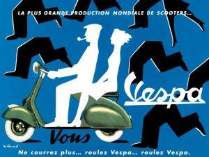 Roulez Vespa